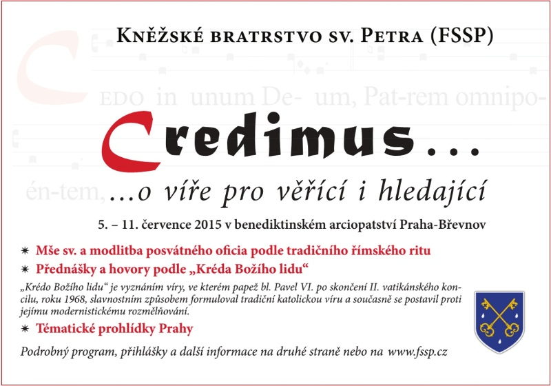 credimus